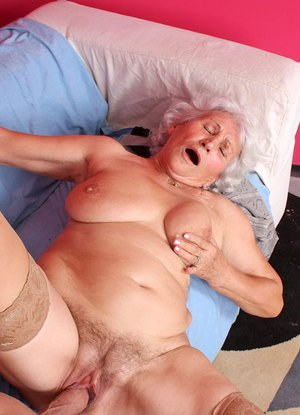Old Pussy Fucking