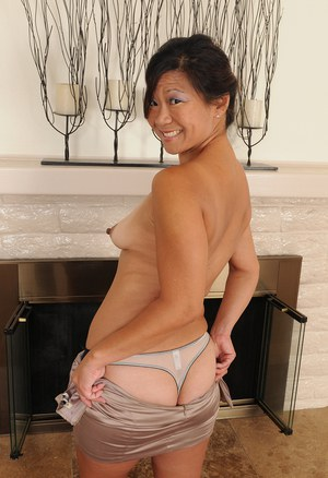 Old Asian Pussy