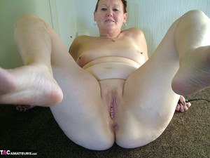 Wet Old Pussy