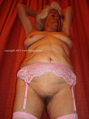 Old Skinny Pussy